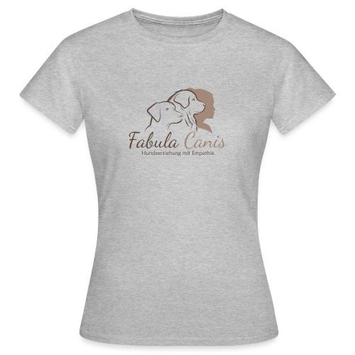 Fabula Canis - Frauen T-Shirt