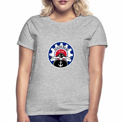 Färg Kajutan - T-shirt dam