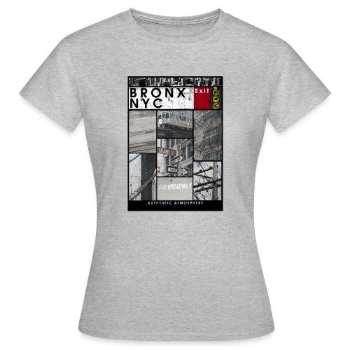 Bronx Nyc - Naisten t-paita