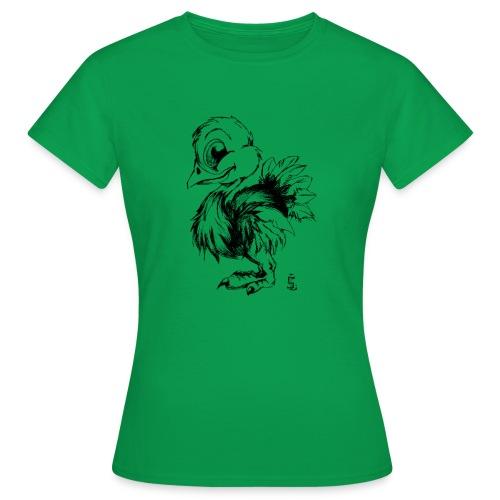 Autruchon - T-shirt Femme