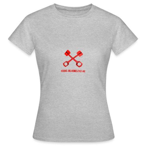 Bäcks bilverkstad - T-shirt dam