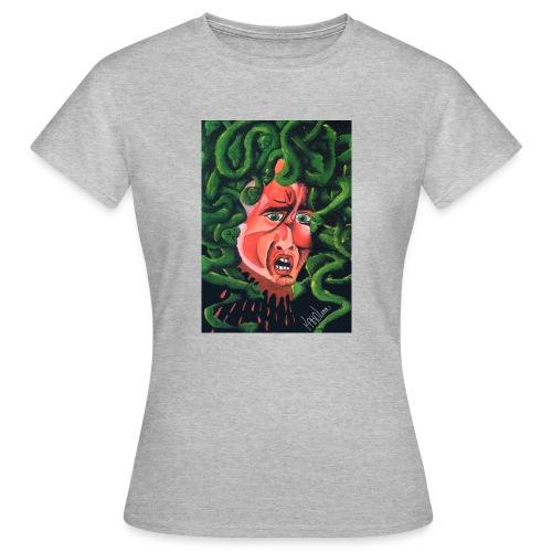 MedusaMay - Maglietta da donna