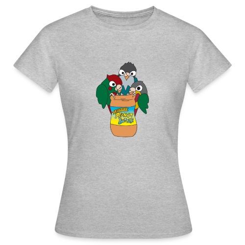 PB and Birb - Women's T-Shirt