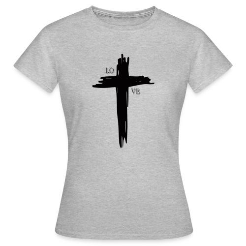 GOD BLESS - Camiseta mujer