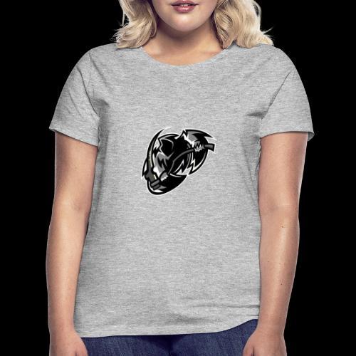 tsrschwarz weis - Frauen T-Shirt