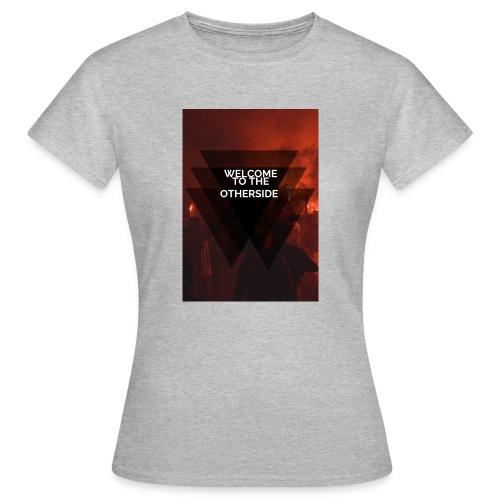 otherside - Camiseta mujer