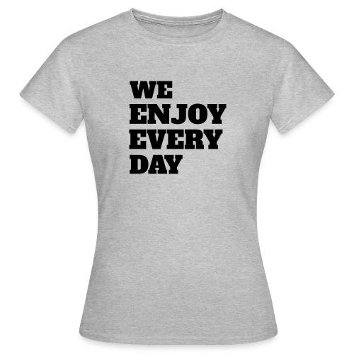 Enjoy - T-shirt Femme