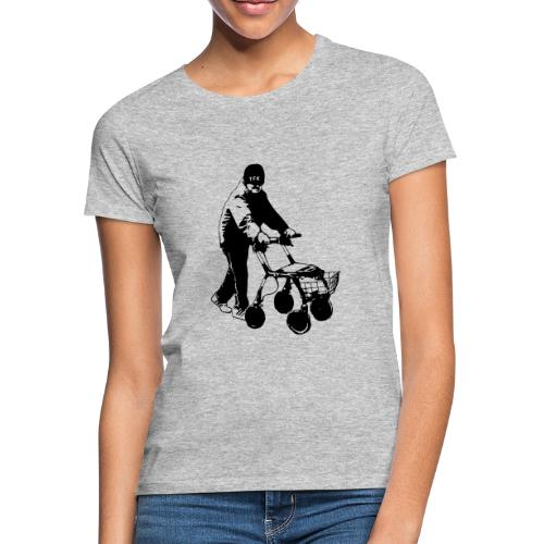 legend - T-shirt dam
