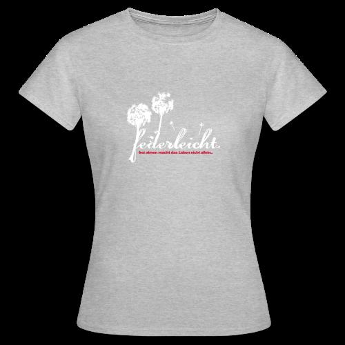 geweihbär Federleicht - Frauen T-Shirt