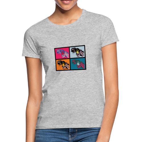 AFFENFAMILIE - Frauen T-Shirt