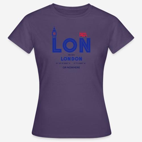 Londra o mai più? - Maglietta da donna