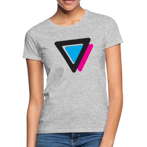 ▽ - T-shirt Femme