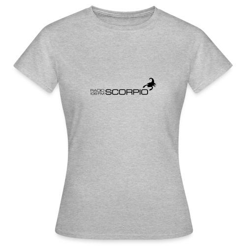 scorpio logo - Vrouwen T-shirt