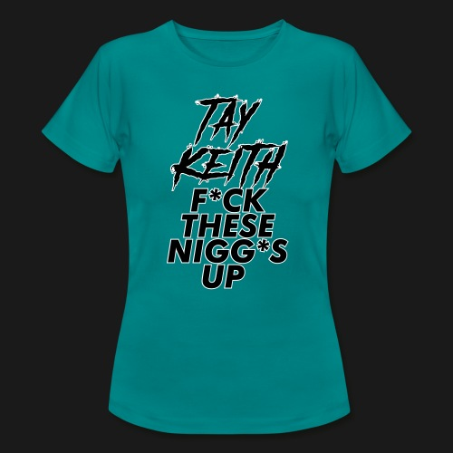 Tay keith Signature - T-shirt Femme