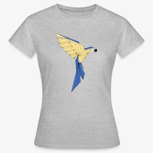 Papagei geometrisch - Frauen T-Shirt