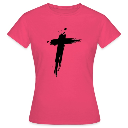 Cross - Vrouwen T-shirt
