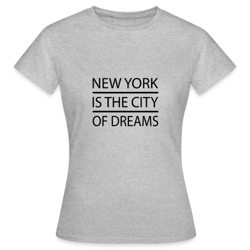 New York City - Women's T-Shirt