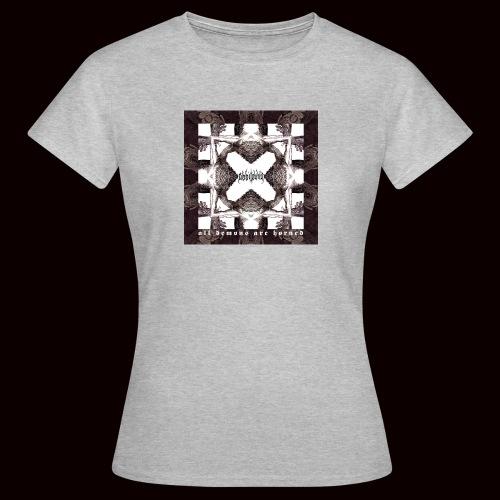 ABBILDUNG - All Demons... - Vrouwen T-shirt