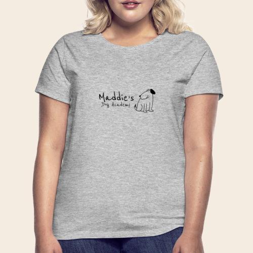 Académie des chiens de Maddie (noir) - T-shirt Femme
