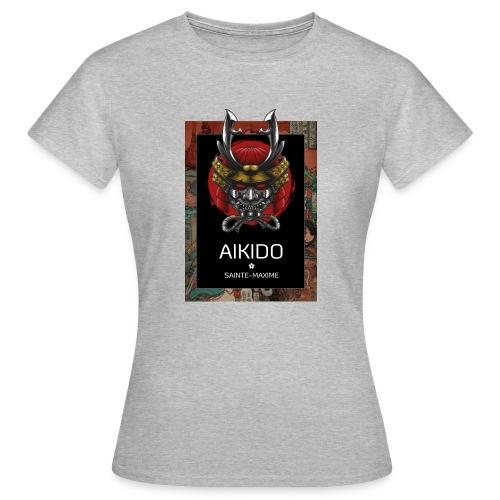 aikido sainte-maxime - T-shirt Femme