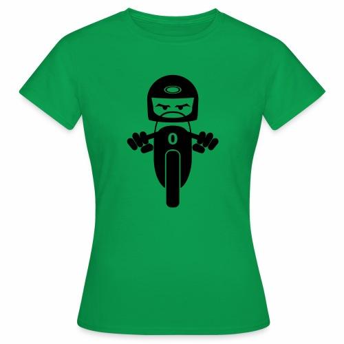 Motorcycle rider 1 - Women's T-Shirt