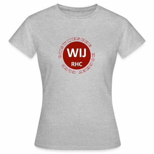 RIJSWIJKSCHE HOCKEY CLUB - Vrouwen T-shirt