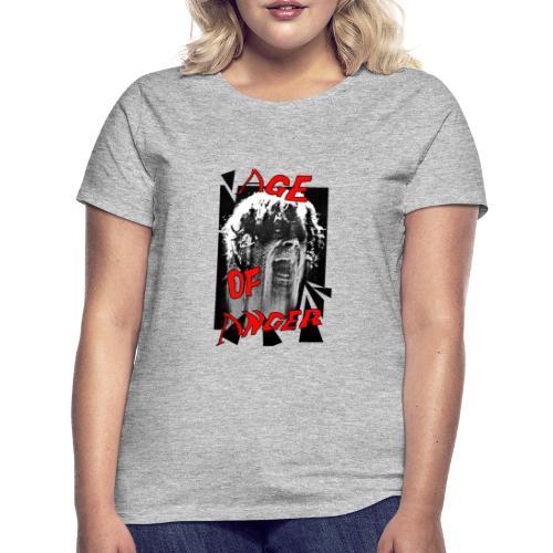 age of anger - T-shirt Femme