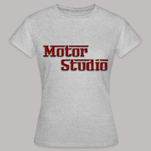 MOTORSTUDIO T SHIRT Red C - Women's T-Shirt