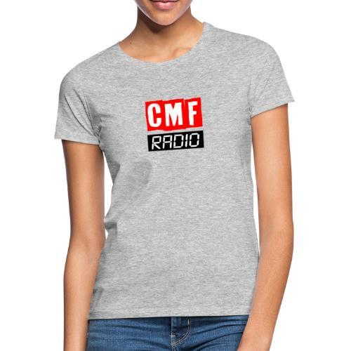 CMF RADIO LOGO GEAR - Women's T-Shirt