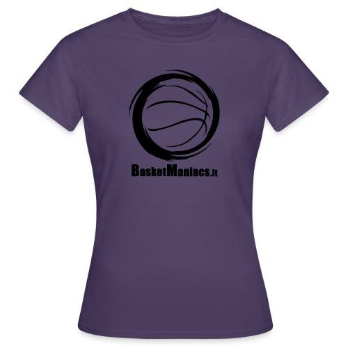 Basket Maniacs - Maglietta da donna