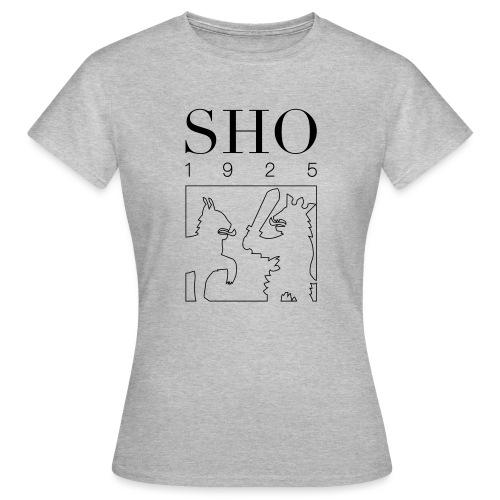 SHO 1925 - Naisten t-paita