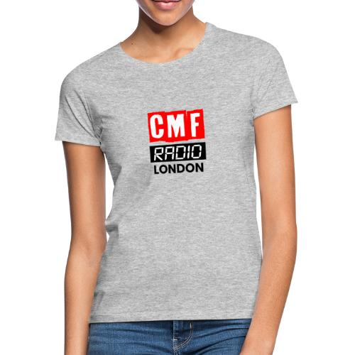 CMF RADIO LOGO LONDON BASEBALL HAT - Women's T-Shirt