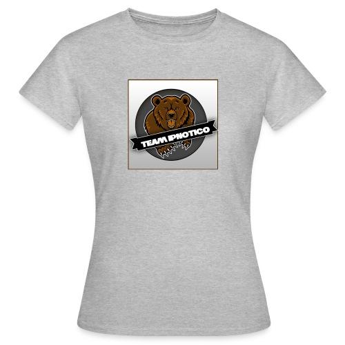 Team Ipnotico - T-shirt dam