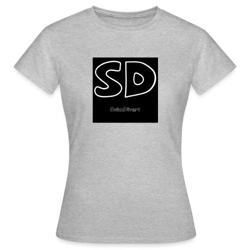 SwizzDivert Schlicht - Frauen T-Shirt