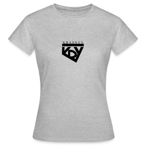 KrasnyyLogo - Frauen T-Shirt