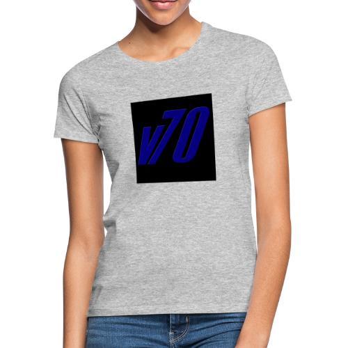 v70tryck - T-shirt dam