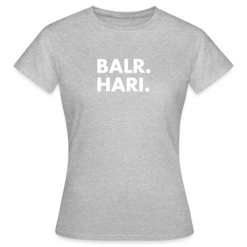 Balr. Hari. - Vrouwen T-shirt