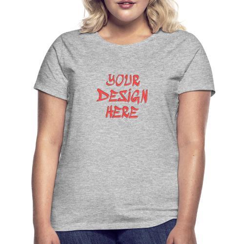 TextFX - Women's T-Shirt