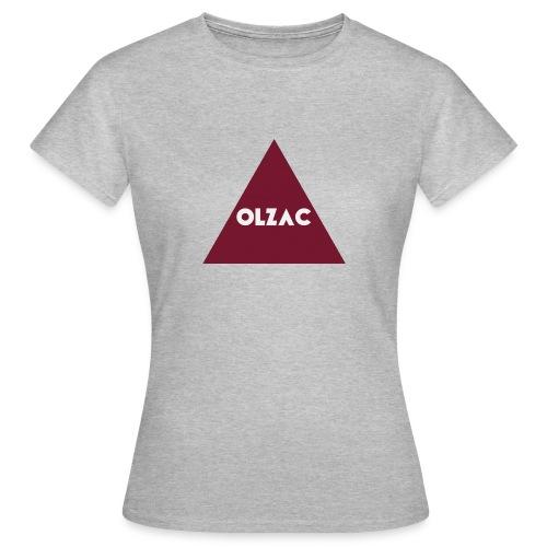 OLZAC triangular colection - T-shirt Femme