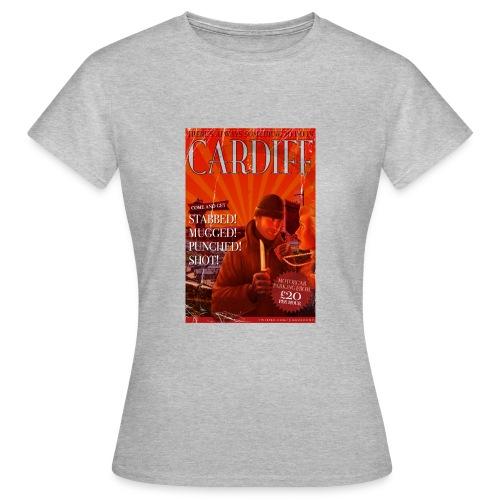 cardiff alt - Women's T-Shirt