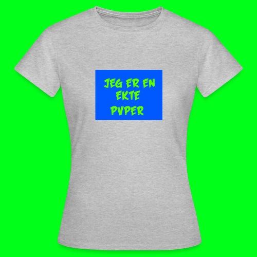 GotPvpGeneseren - T-skjorte for kvinner
