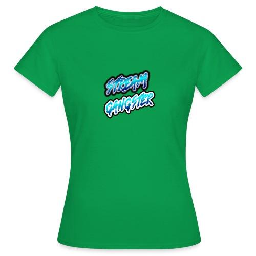 StreamGangsterMerchandise - Vrouwen T-shirt