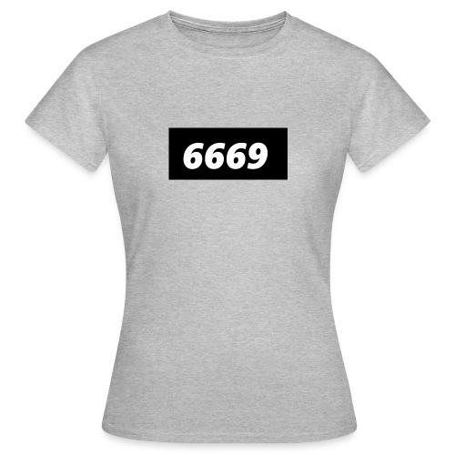 6669 box - Koszulka damska
