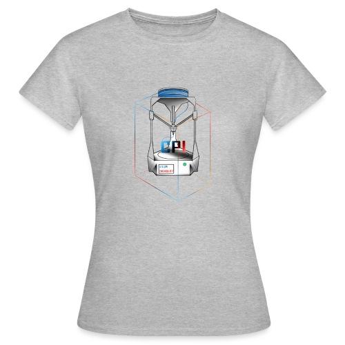 New Logo CPI - T-shirt Femme