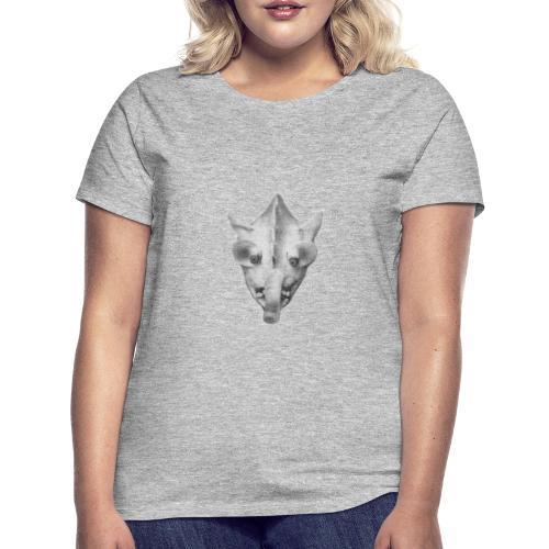 GANYMED silber - Frauen T-Shirt