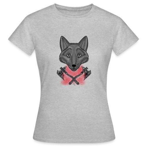 Wolf - T-shirt Femme
