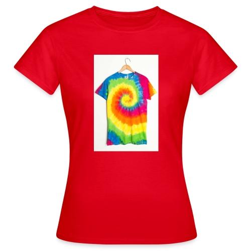 tie die small merch - Women's T-Shirt