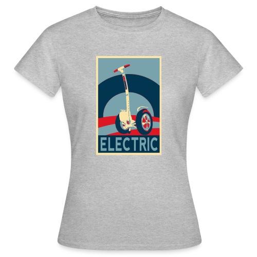 ELECTRIC - Camiseta mujer