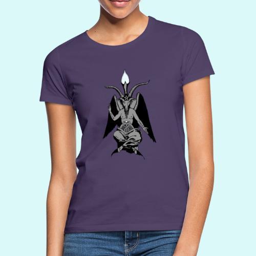 baphomet - T-shirt Femme