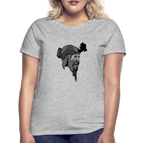 Kun logo - Dame-T-shirt